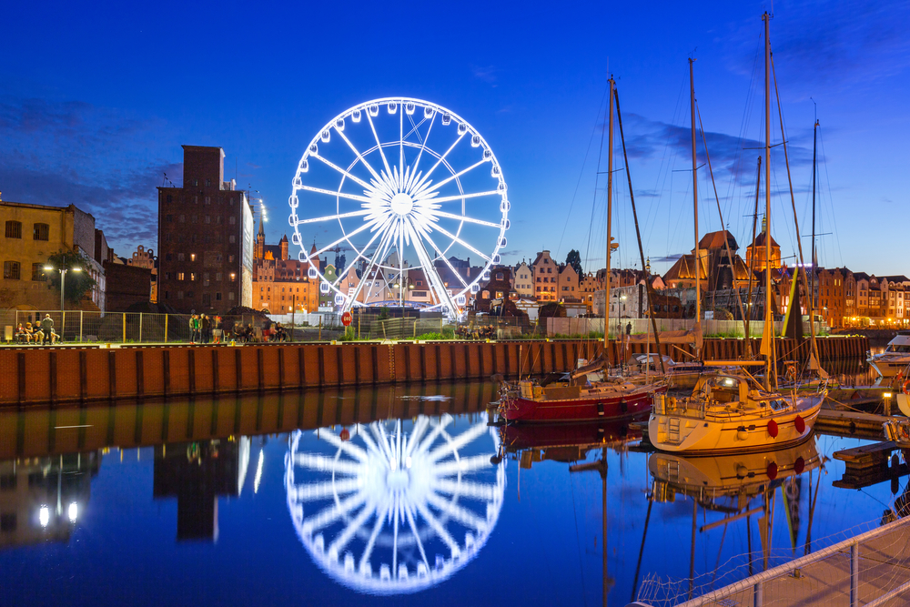 These Stunning Pictures Prove Why Gdansk Was Voted A Top