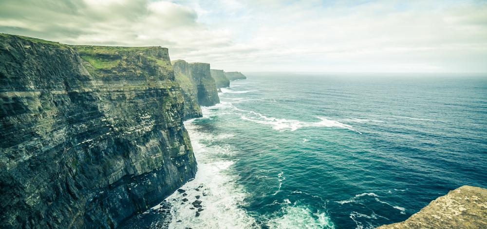 Cliffs of Moher | © Dny3d / Shutterstock