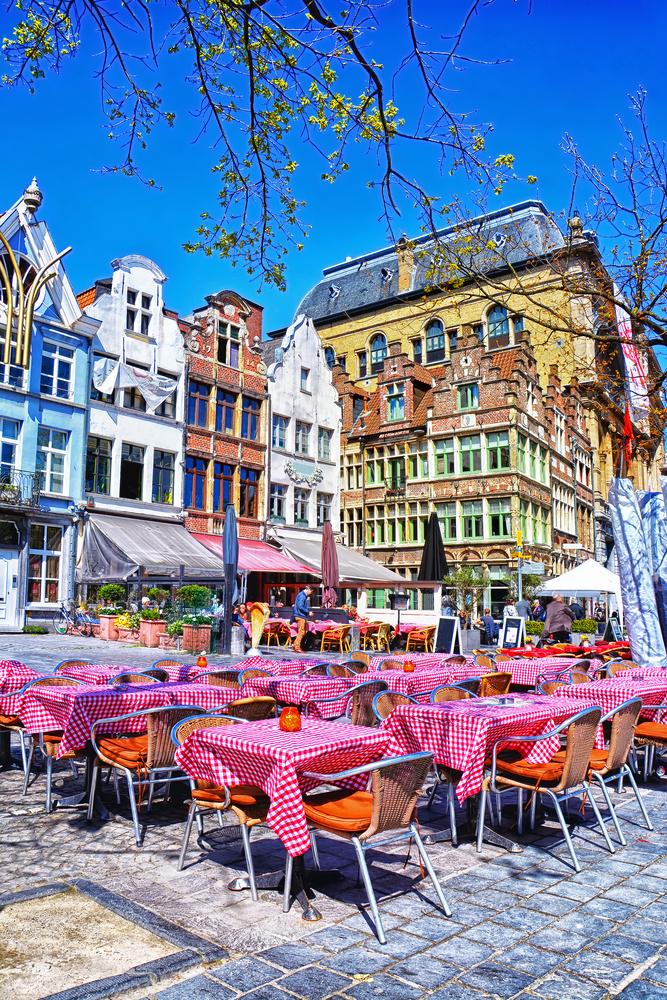 Ghent, Belgium | © MarinaDa/Shutterstock