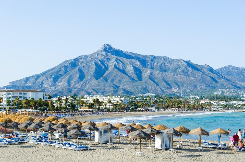 Puerto Banus, Marbella | ©lisako66/Shutterstock
