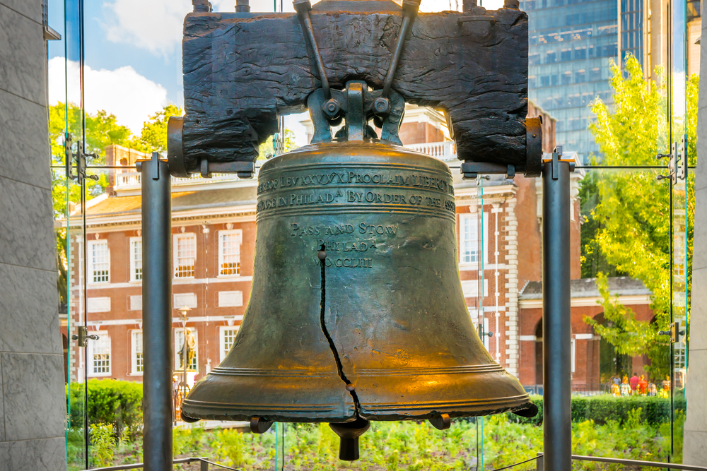 The Liberty Bell | © foto-select / Shutterstock