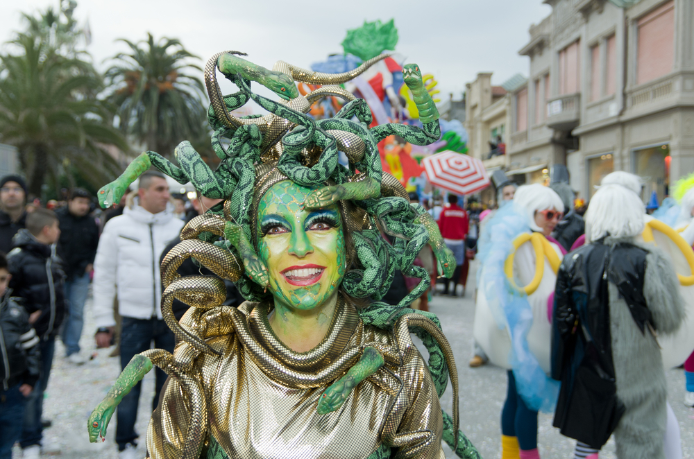 Italy S Amazing Papier M 226 Ch 233 Parade Is A Celebration To