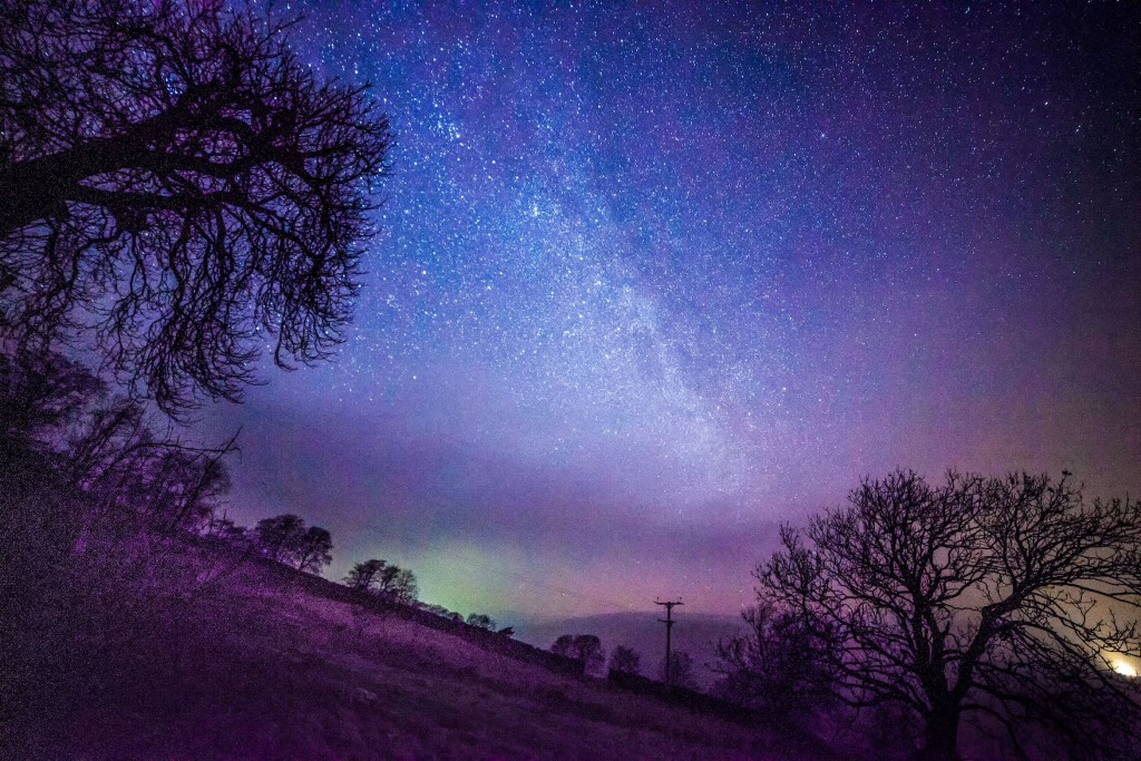 Why You Should Head To Yorkshire To See The Northern Lights