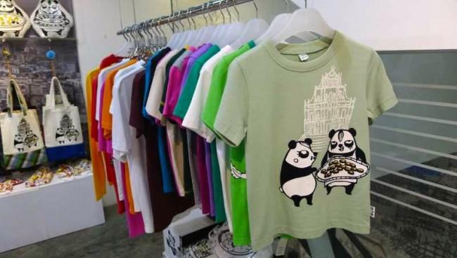 Soda Panda T-shirts | Courtesy of Macau Creations