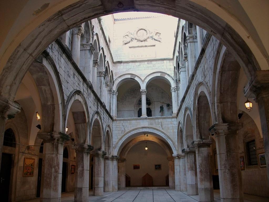 Sponza Palace/Wikicommons