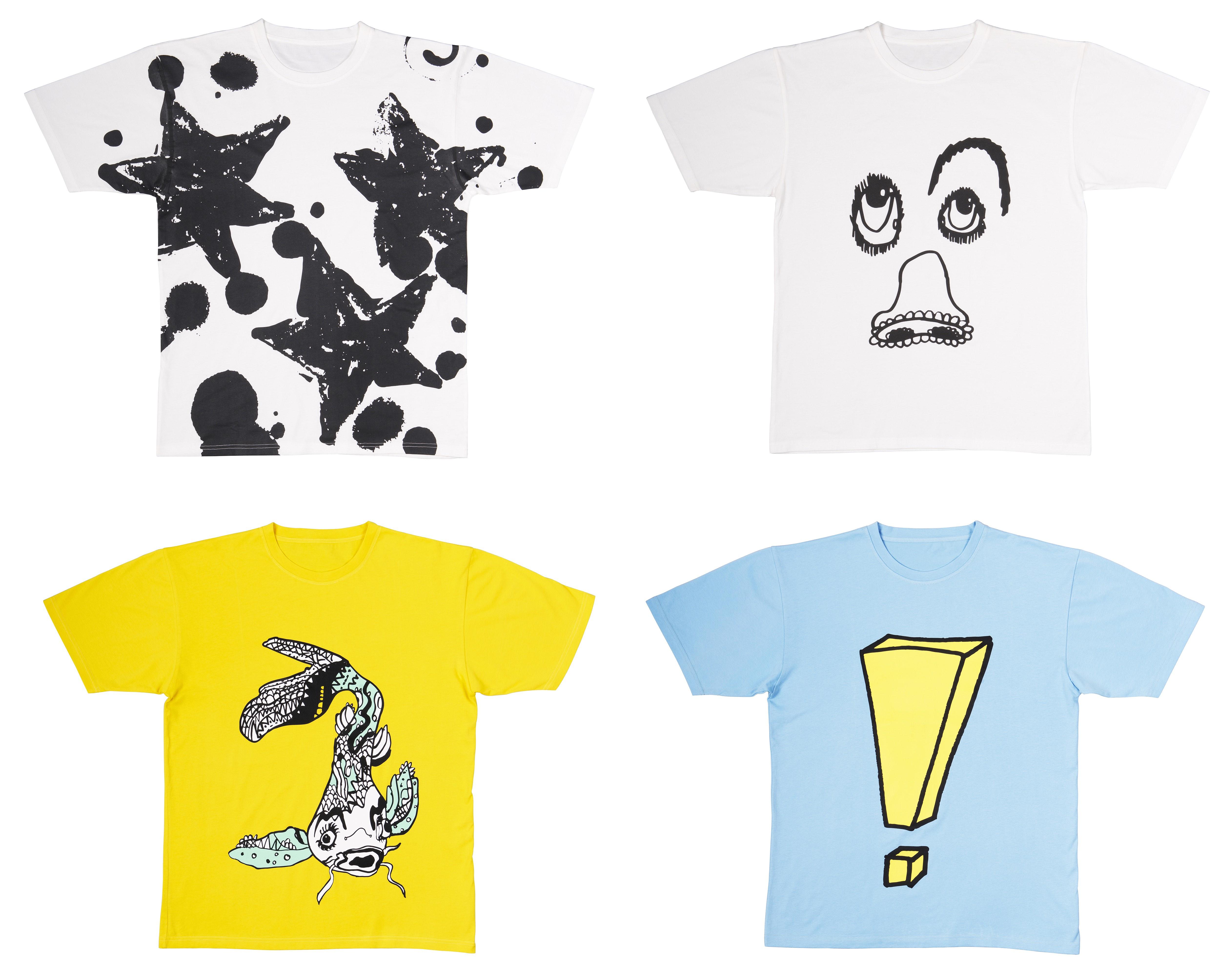 SPRIDD t-shirts © IKEA