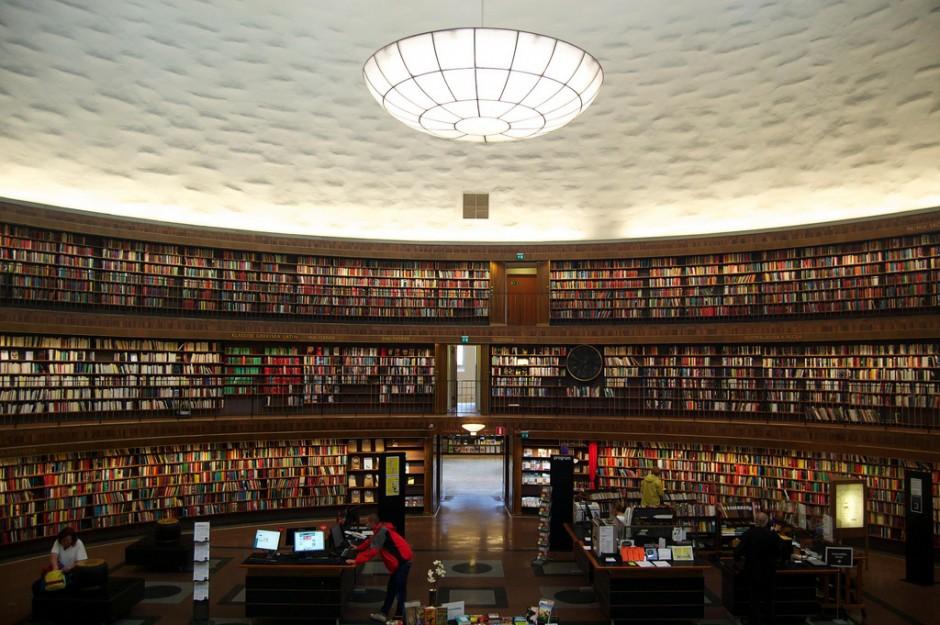 Stockholm Public Library, Stockholm