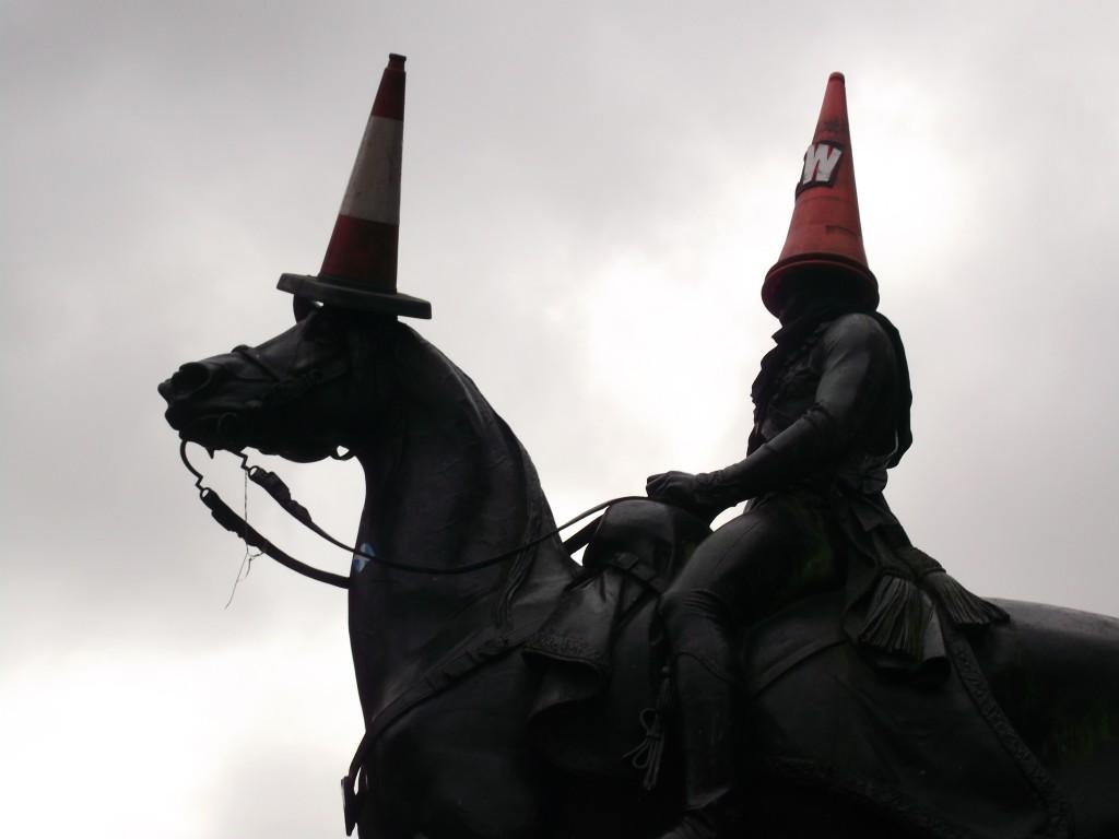 Duke Of Wellington Statue | © WIkiCommons