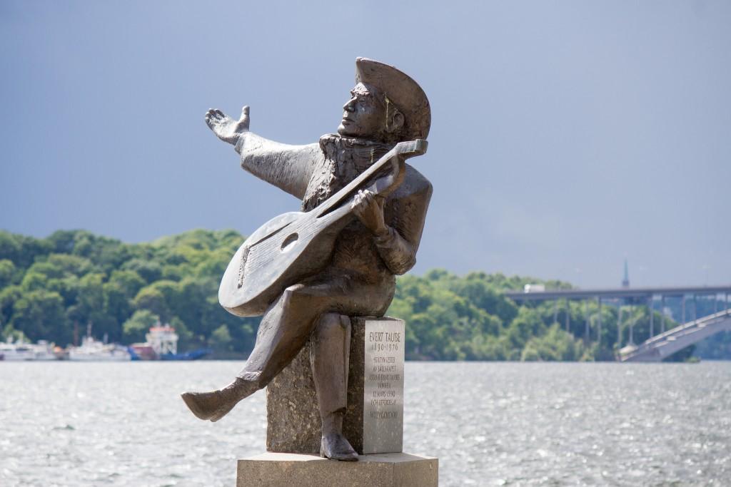 King Vassaa's statue @ Nordiska museum - Picture of Nordic Museum ...