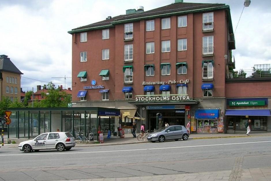 Järnvägensrestaurang, Stockhlm
