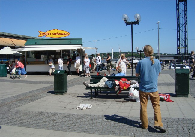 Strömming Stockholm