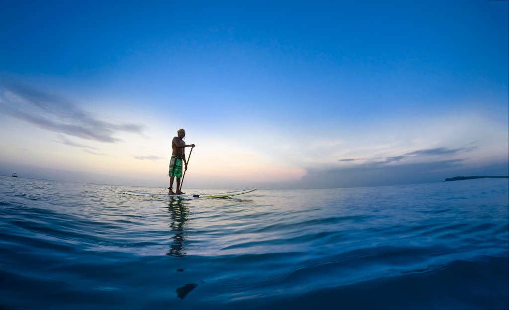 Stand Up Paddle / © Aditya Siva