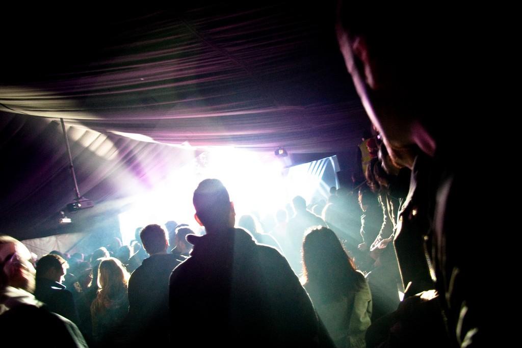Supersonic Festival in Digbeth, Birmingham