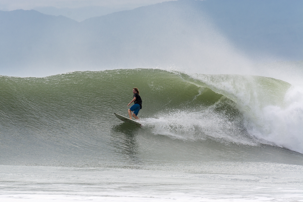Puerto Escondido has long been known for great surfing | © StellarD/Flickr