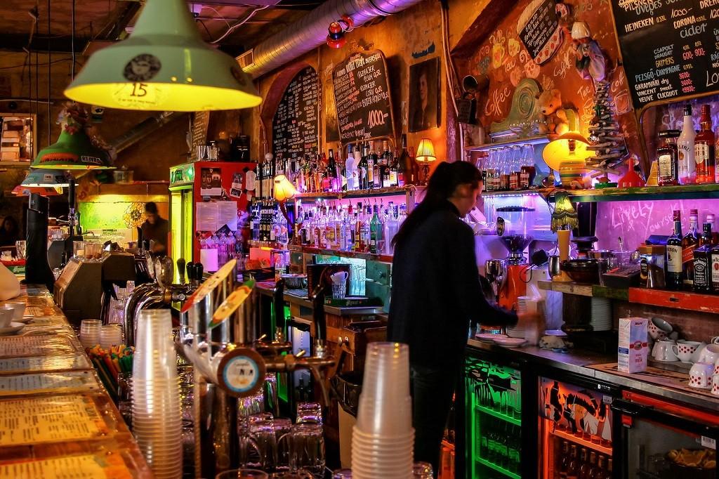Szimpla ruin bar Budapest