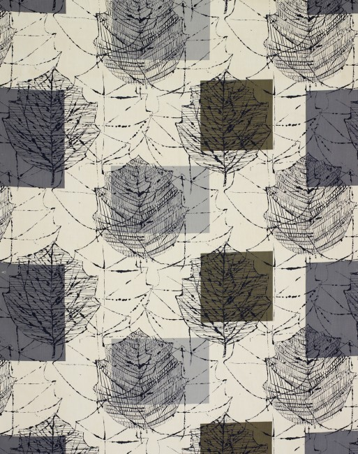 Linden furnishing fabric, Lucienne Day, Heal's, 1960 | © Robin & Lucienne Day Foundation