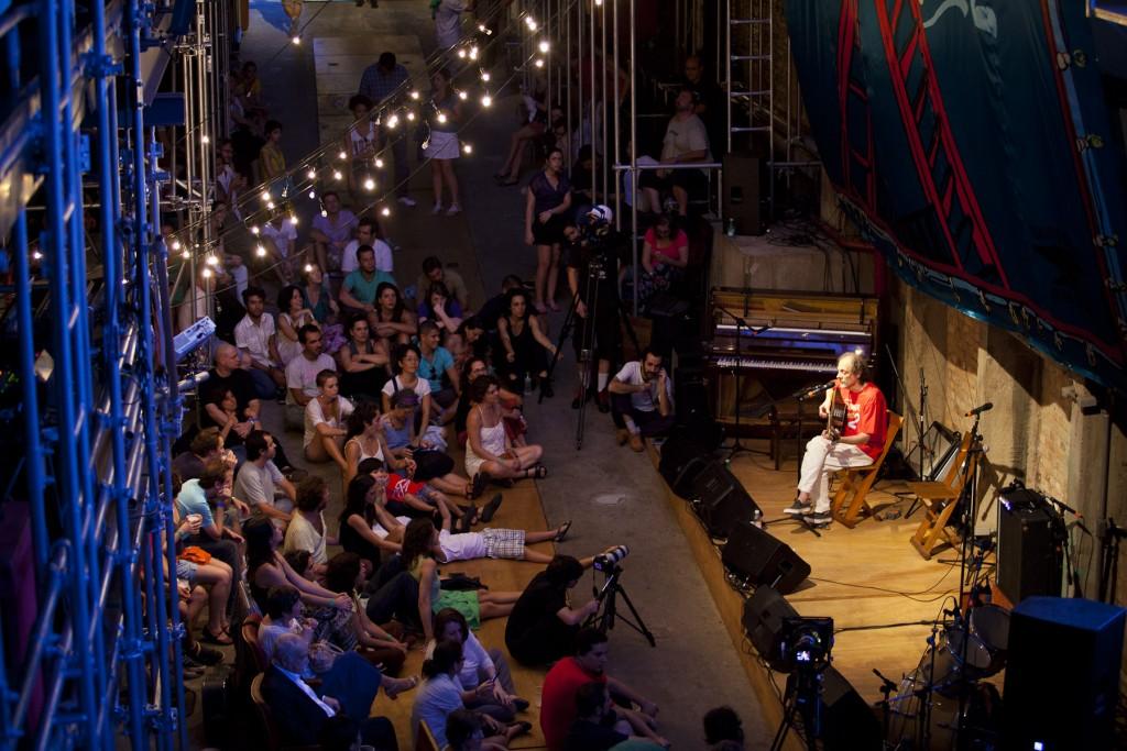 Teatro Oficina © Ze Carlos Barreta/Flickr