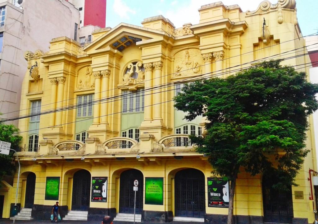 Teatro Renault © Gallibd/ Wikimedia CC