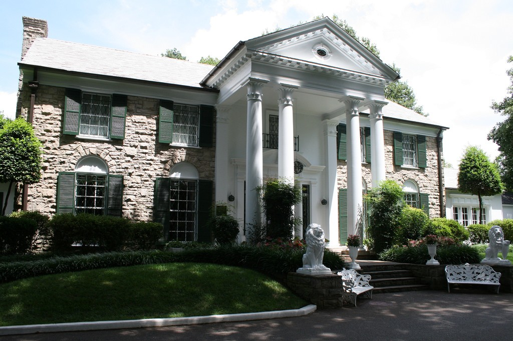 Graceland / (c) Lindsey Turner / Flickr