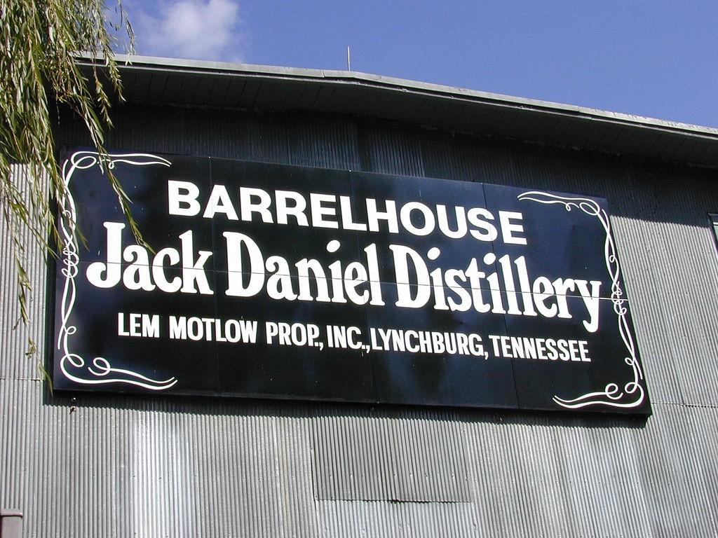 Jack Daniel's Distillery / (c) Ian Hughes / Flickr