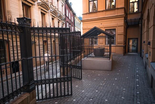 Stockholm public art