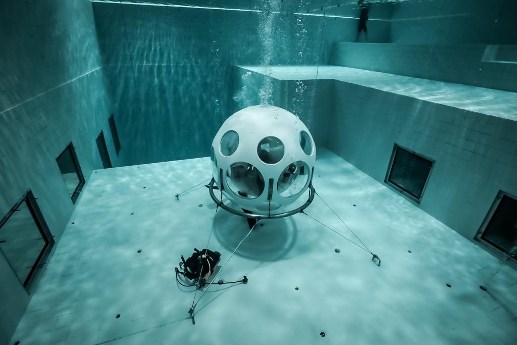 The Pearl | Courtesy of Nemo 33