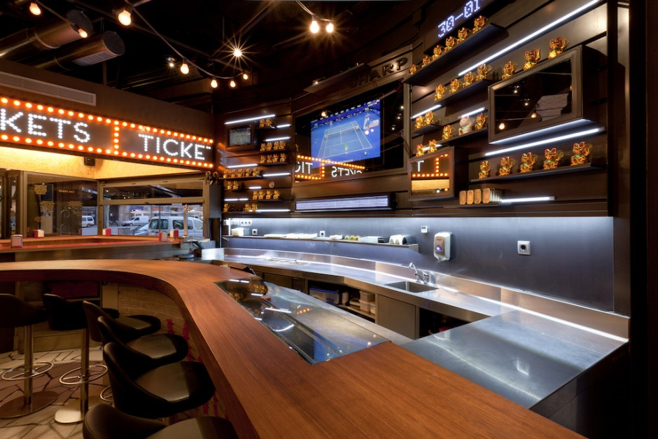 Inside Tickets Courtesy of elBarri Adrià