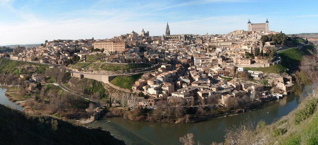 Toledo is a picturesque town just outside of Madrid | © Alameda County Community Food Bank/Antonio Mena/Flickr