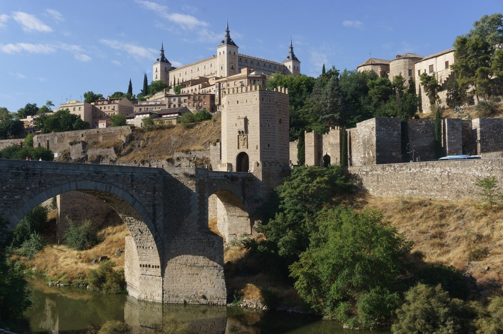 The Tagus River in Toledo | © eugene_o/Flickr