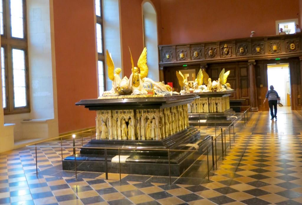 Musée des Beaux Arts de Dijon ©Sylvia Edwards Davis