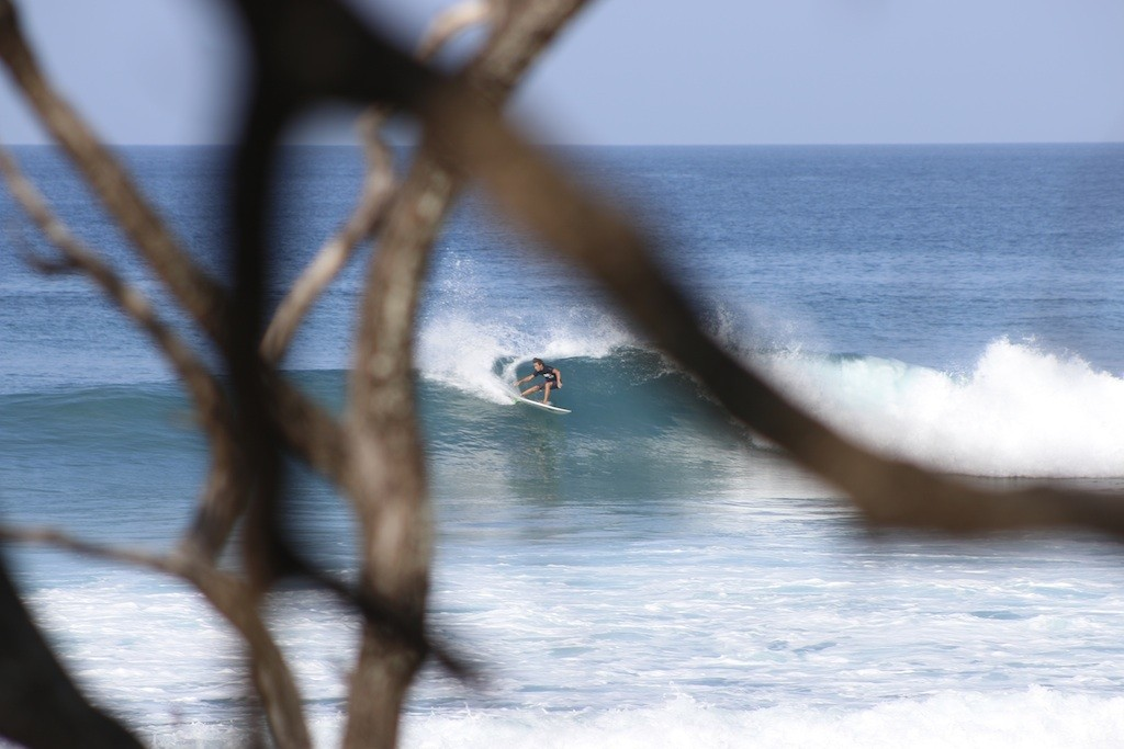 Glassy conditions/Tommy Michael BADFish Photography