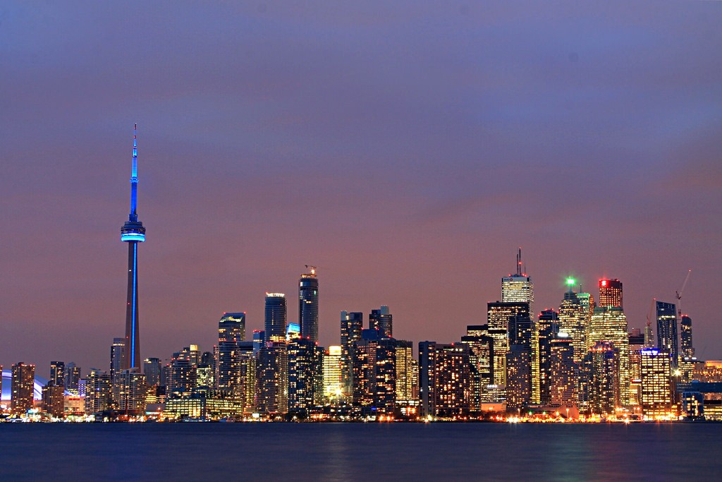 Toronto's Stunning Skyline | © Ryan Hurril / Flickr