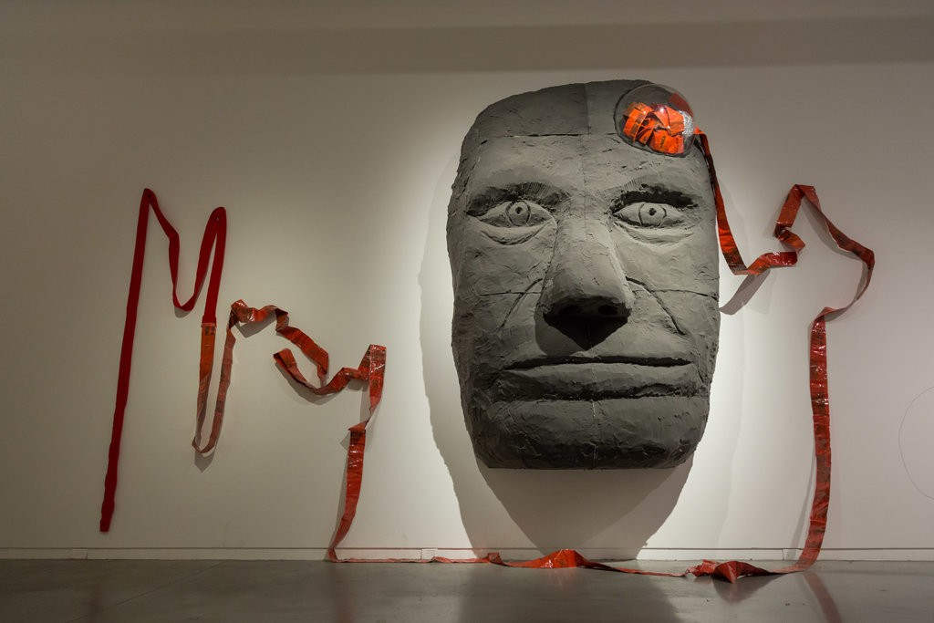 Tracey Rose's work, Toro Salvaje, speaks to post-Apartheid South Africa / Buenosaires.gob.ar