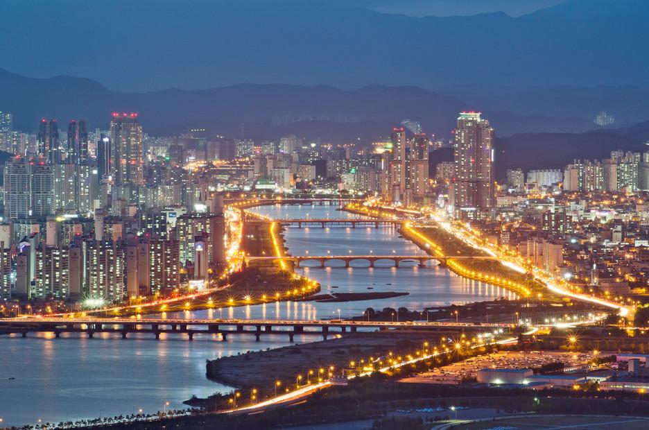 Taehwa River, Ulsan | © Xptmxm101