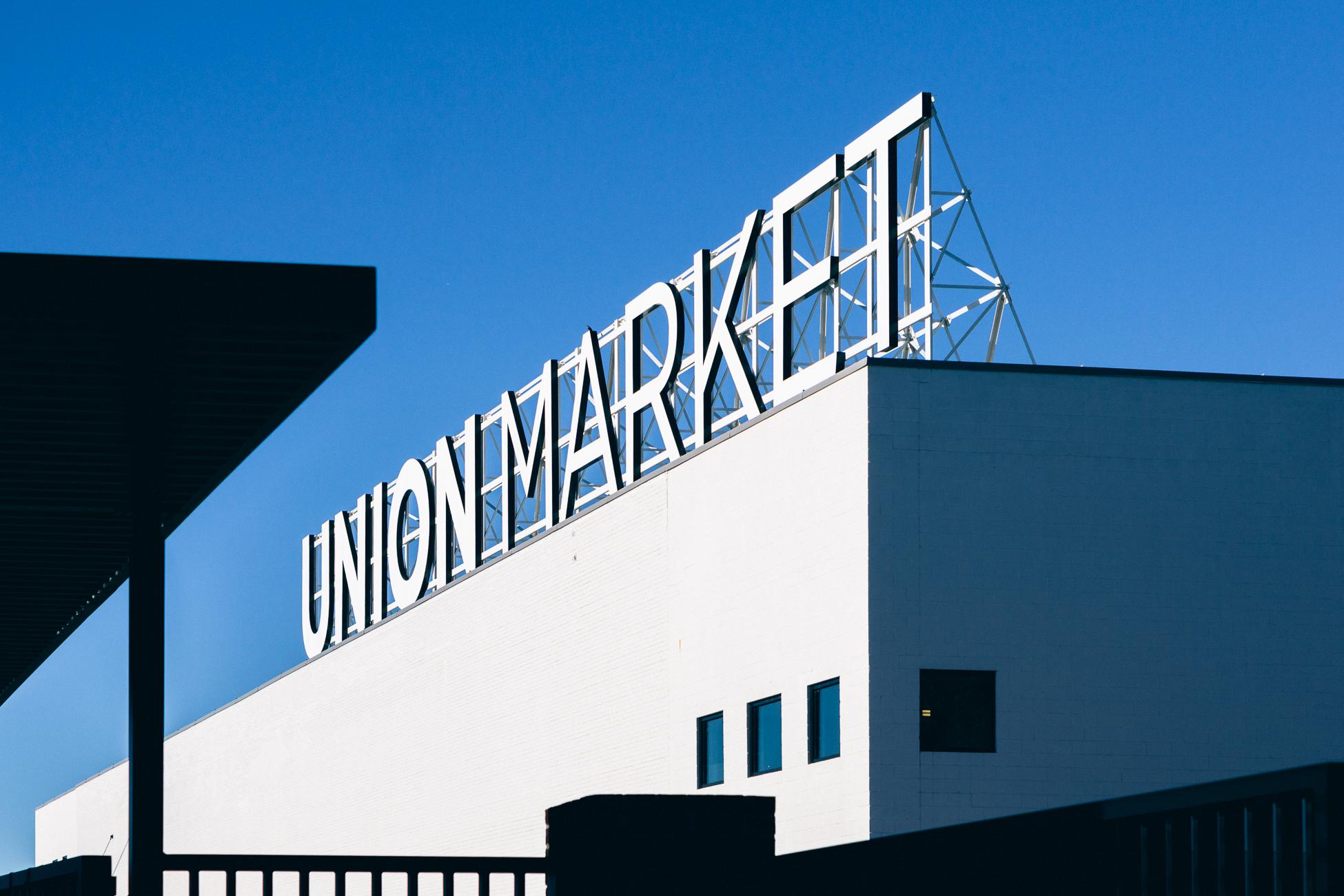 Union Market exterior