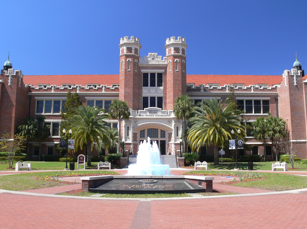 Florida State University | © Jackson Myers / Flickr