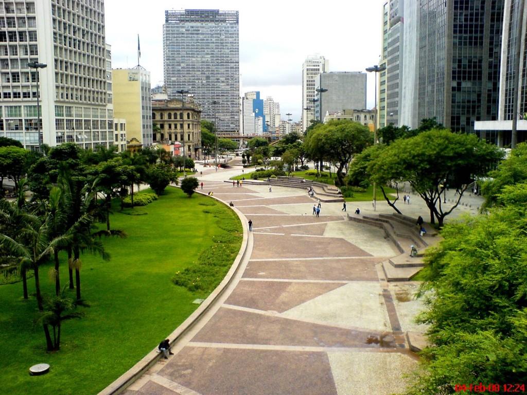 Vale do Anhangabau, São Paulo © Naira Teixeira Dias/Flickr