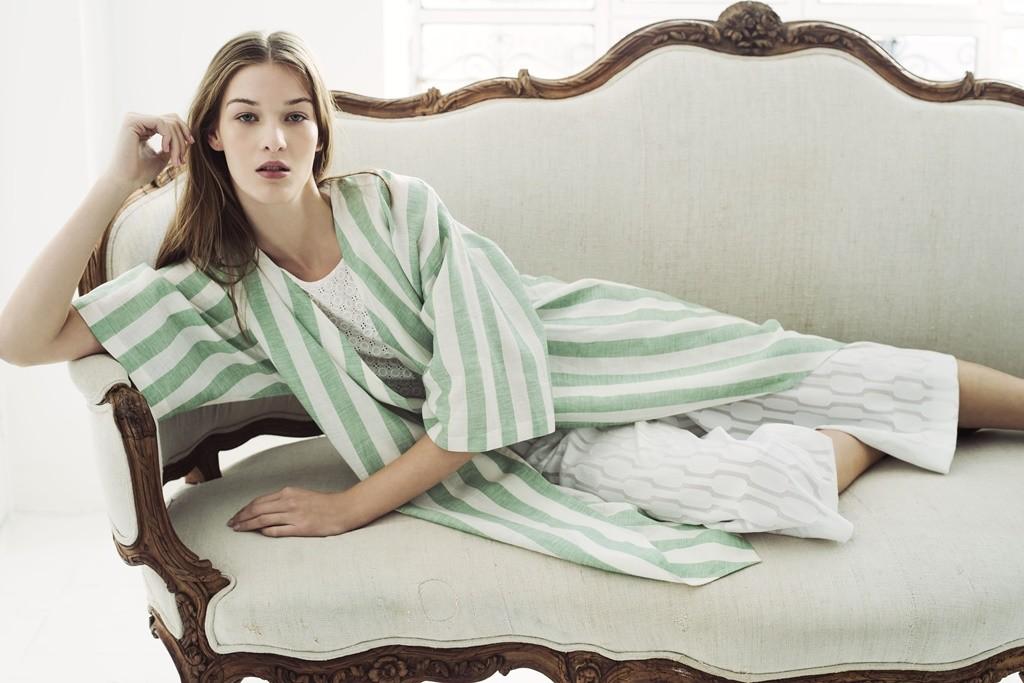 Lightweight and summery fabrics at Roberto Verino| © Roberto Verino
