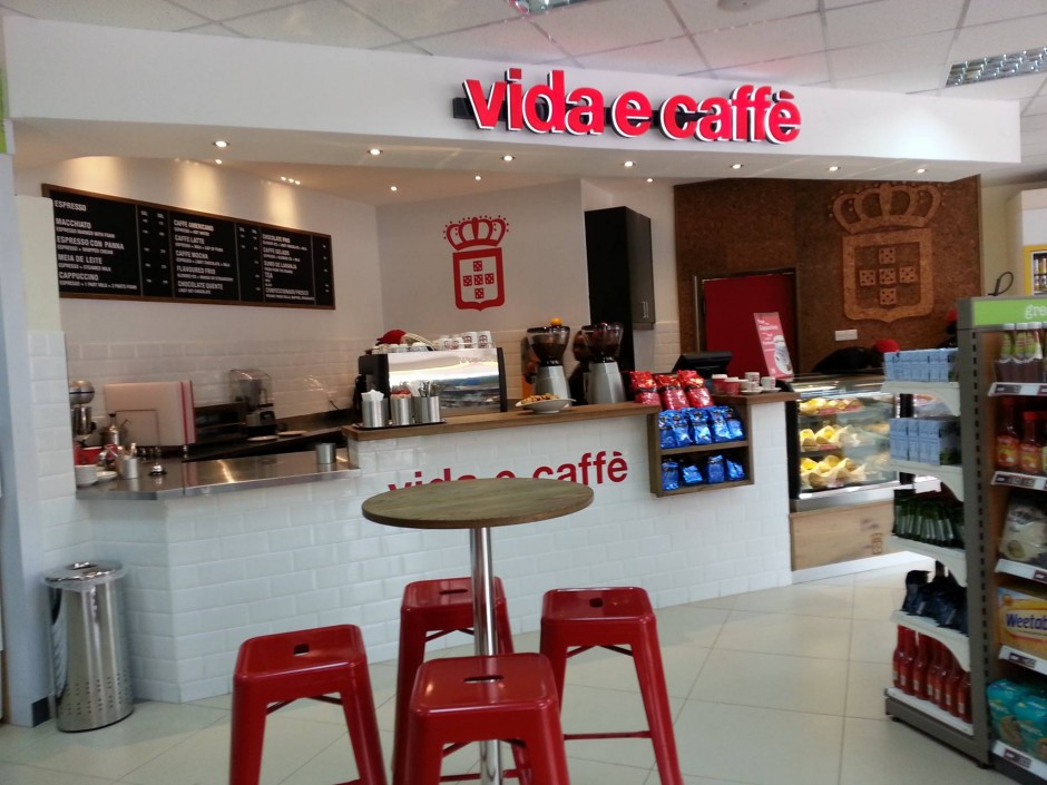 Vida e caffe in Nairobi | Courtesy of Vida e caffe