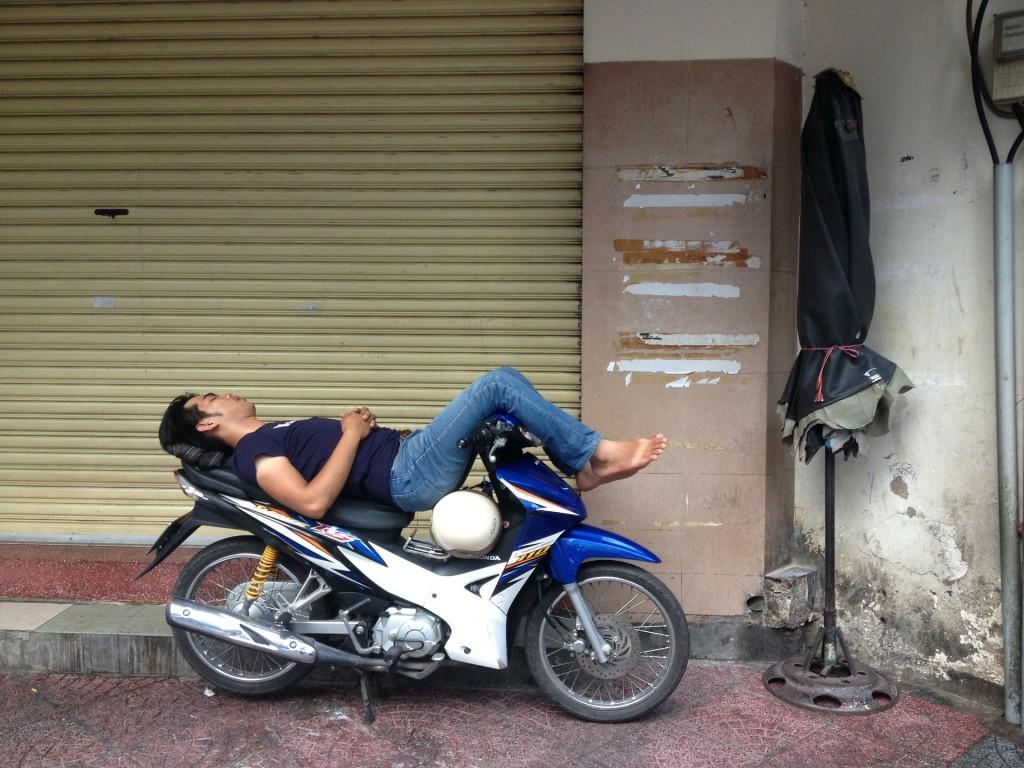 Sleeping driver| © yyoz / Pixabay
