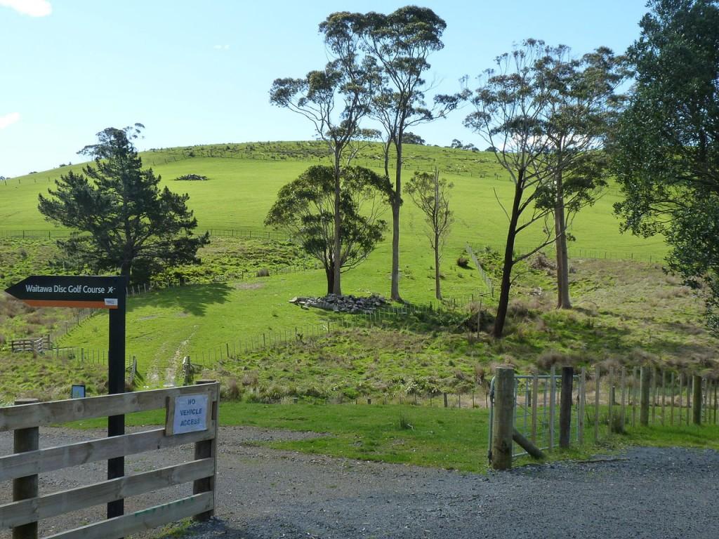 Waitawa Regional Park | © Podzemnik/Wikimedia Commons