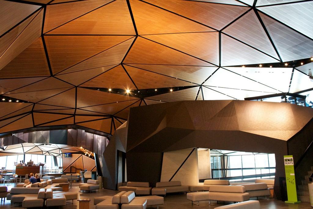 The Rock terminal, Wellington Airport, New Zealand | © Kristina D.C. Hoeppner/ Flickr
