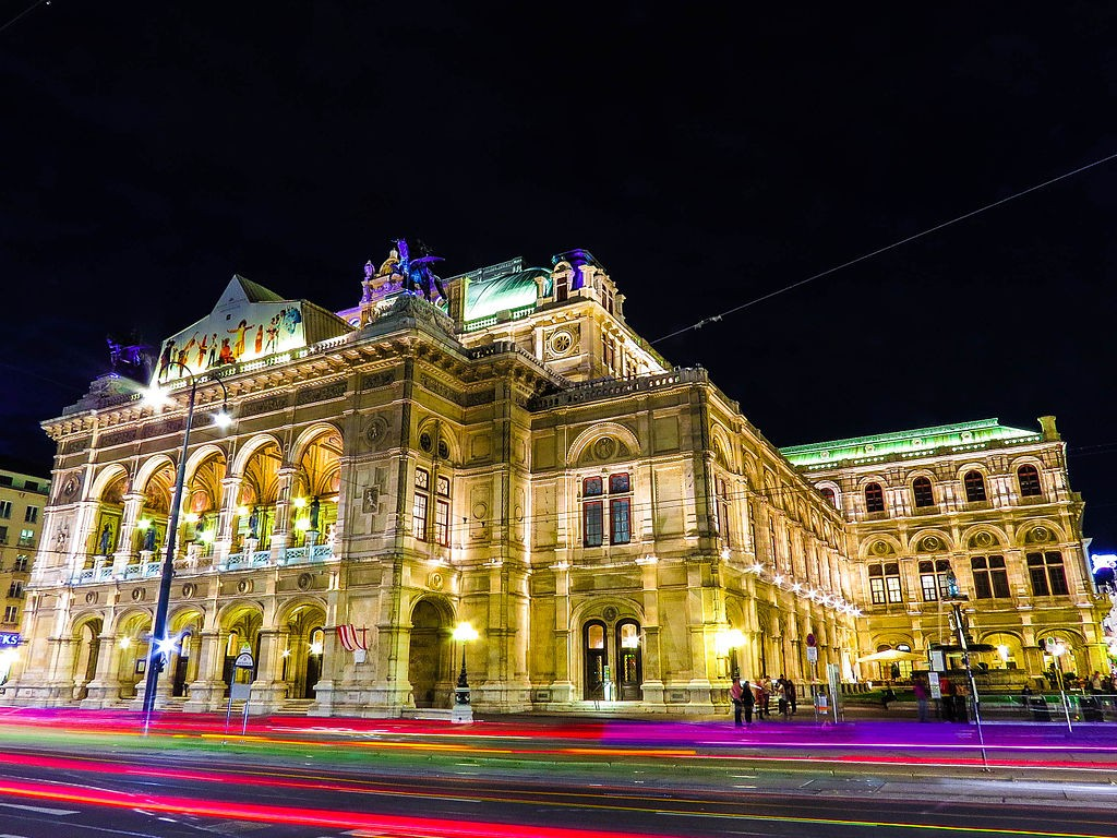 Vienna State Opera   © Kiefer / Wikimedia Commons