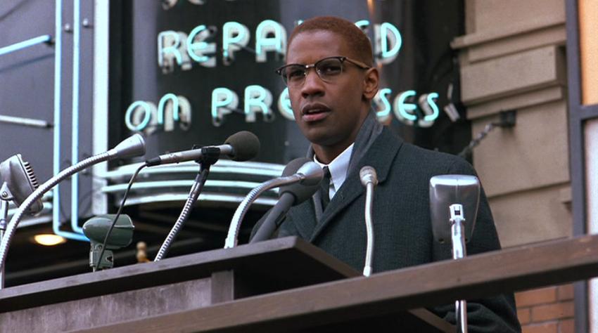 Denzel Washington in Spike Lee's 'Malcolm X' | Warner Bros.