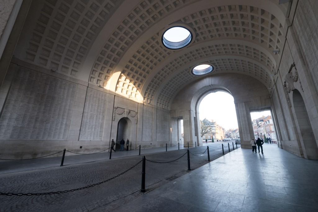 Ypres' Menin Gate | © Bryan Ledgard / Flickr