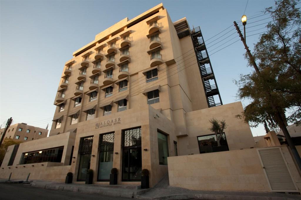 Al Qasr Metropole Amman © Abercrombie & Kent Jordan