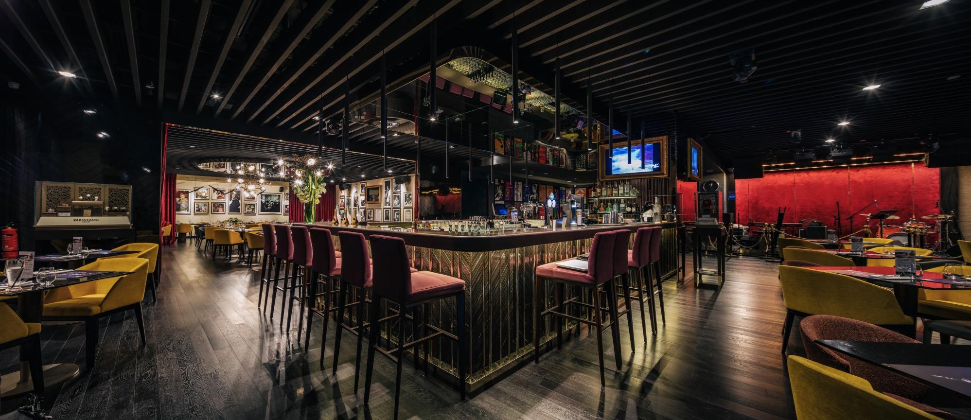 Montreux Jazz Cafe Menu Singapore