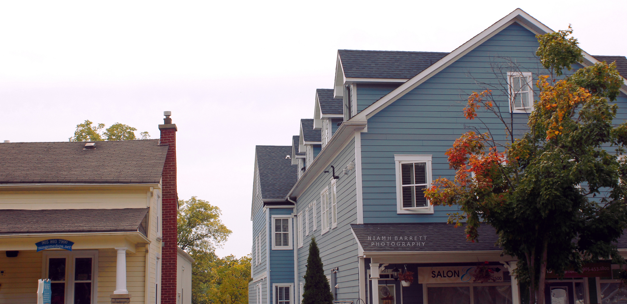 Kleinburg, Vaughan, in the GTA | © Niamh / Flickr