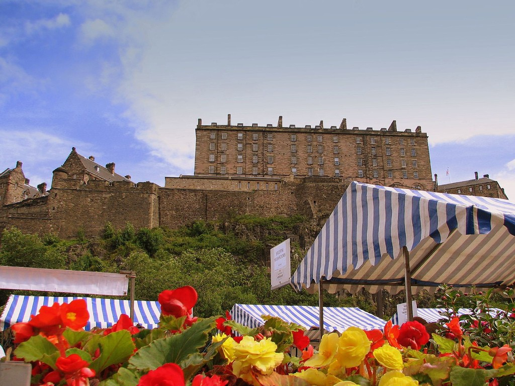 Edinburgh Farmers' Market | © Pascal Blachier/FLickr