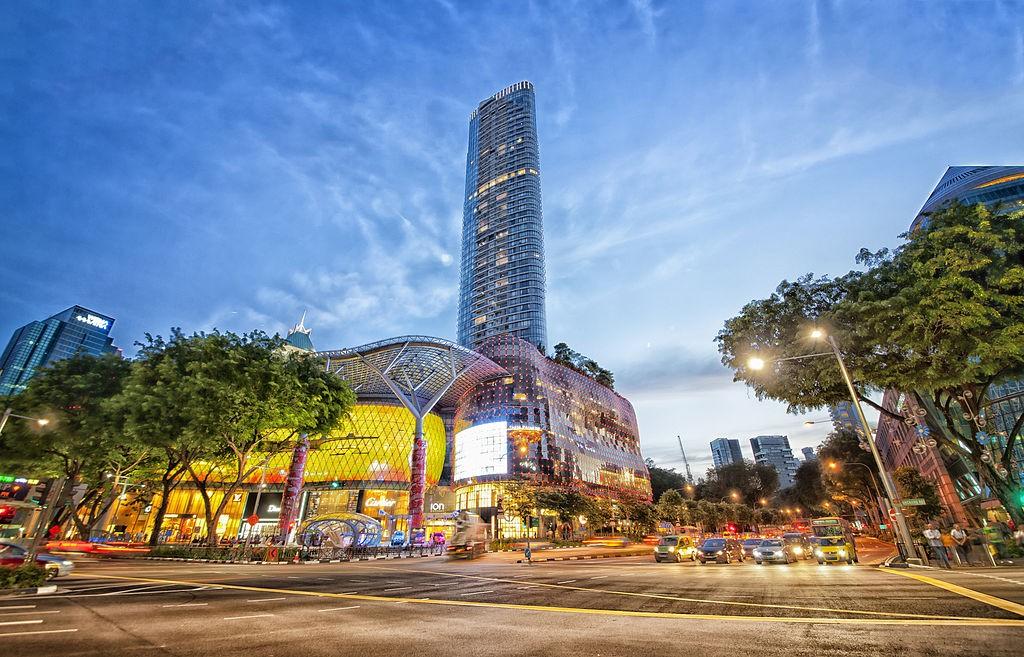 Ion Orchard shopping mall | © chensiyuan/WikiCommons